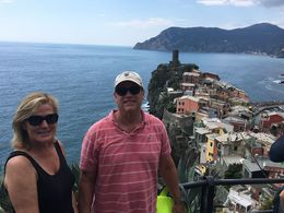 Day Hike in Cinque Terre , Heidi C - May 2016