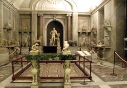 vatican museum , C S - October 2012
