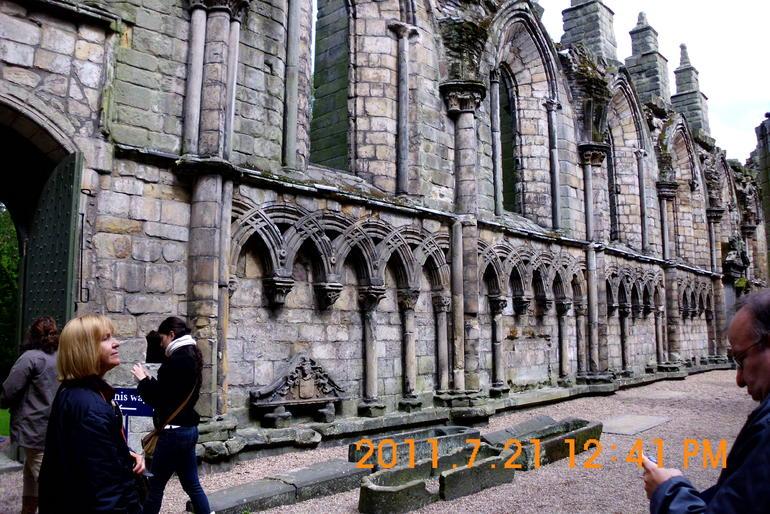 DSCI0158 - Edinburgh