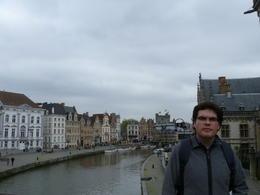 En un puente de Gante , mbrantes - June 2013