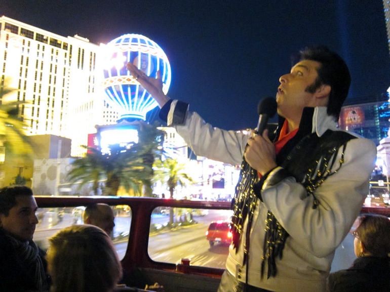 Getting into the Groove - Las Vegas
