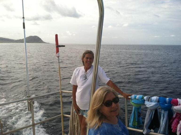 Great staff onboard - Oahu