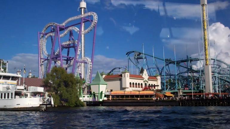 Grona Lund Amusement Park, Stockholm - Stockholm