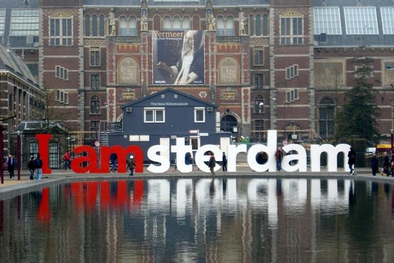 I amsterdam -