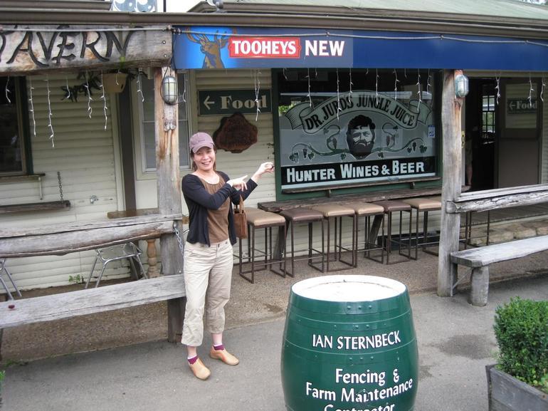 Junge Juice @ Woloombi Tavern - Sydney