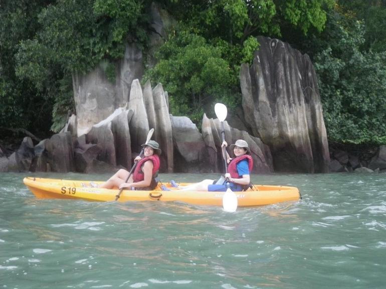 Kayaking - Singapore