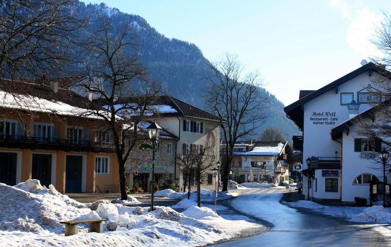 Oberammergau - Munich