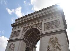 Arc du Triomphe , Fabio M - June 2013