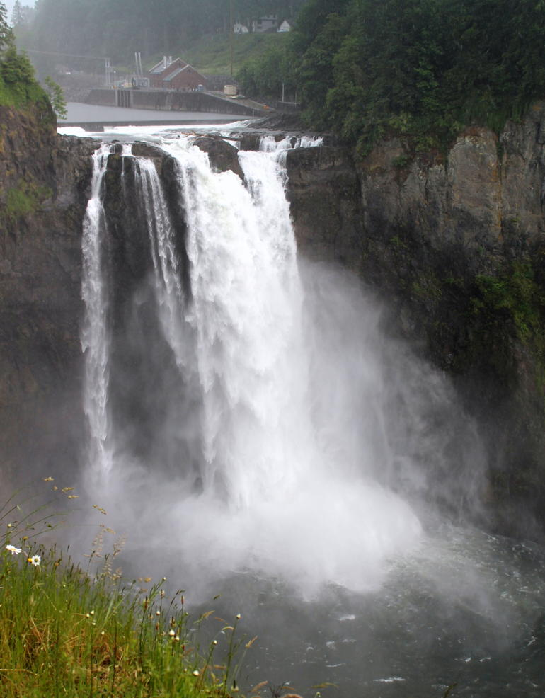 Snoqualmie Falls and Seattle Winery Tour photo 35