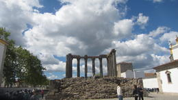 This ancient roman temple was amazing , Anne S - May 2013