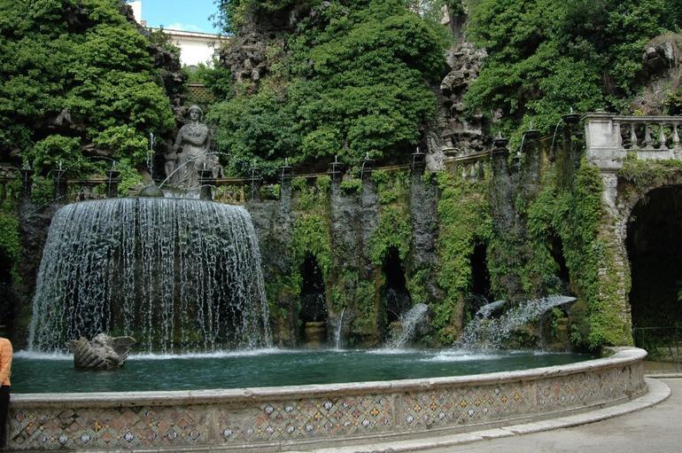 Tivoli Tour - Rome