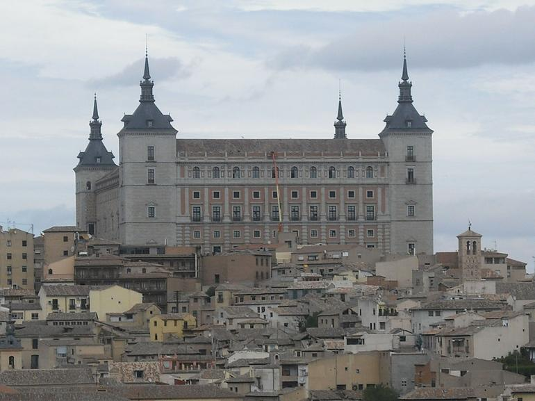 Vista Parcial Cathedral - Madrid