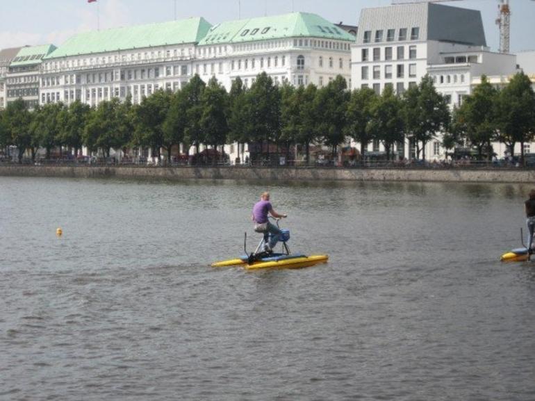 Waterbikes - Hamburg