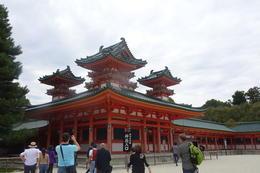 part of Heian shrine , Vega R - November 2016