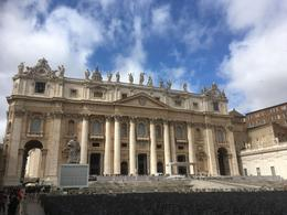 St Peters Basilica , Peter R - March 2017