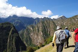 Thanks Machu Picchu. Until next time , Marissa D - September 2017