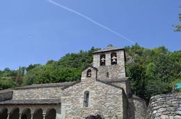 Romanesque church of Sant Jaume , Tejaswini - September 2017