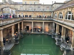 Roman baths in Bath, England , JOSEPH S - November 2017