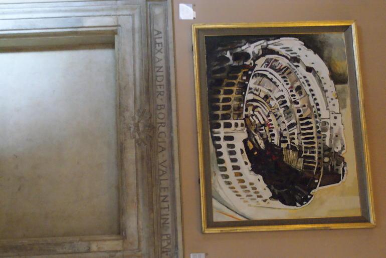 Alexander Borgia's room - Rome