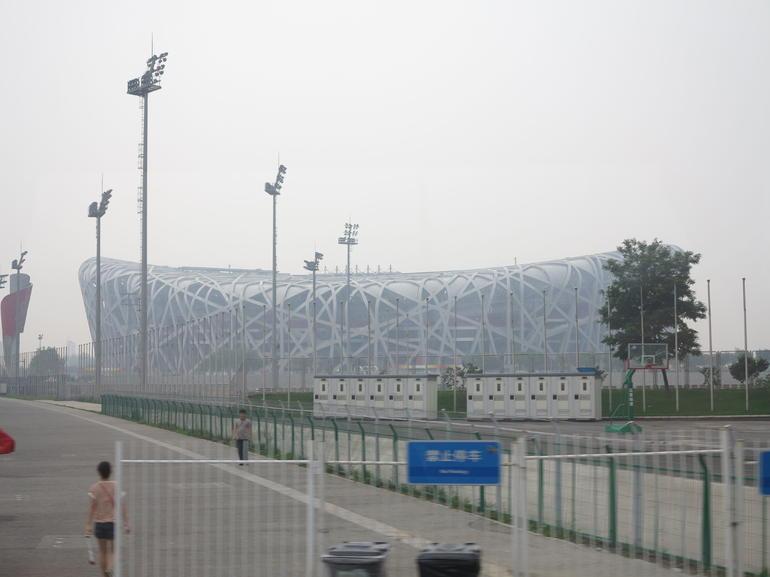 Bird's Nest - Beijing