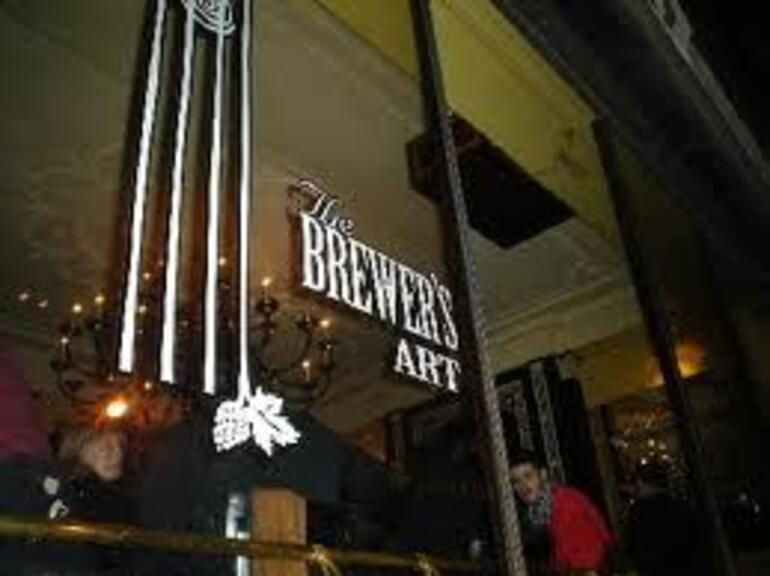 Brewer's Art Windows - Maryland
