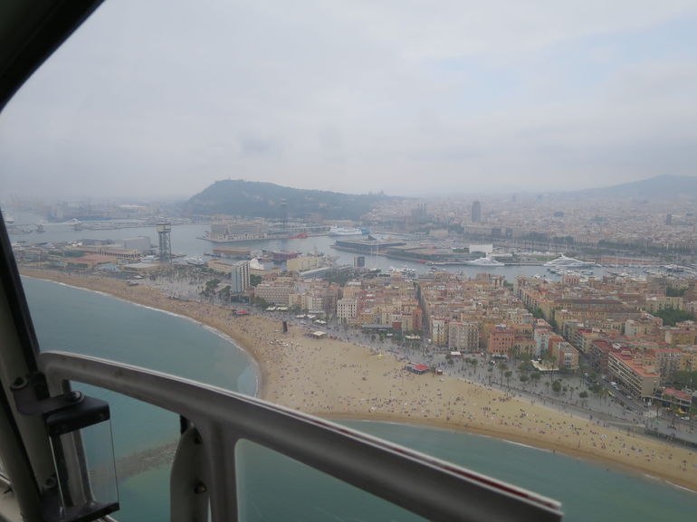 Barcelona Coast Helicopter Tour photo 10