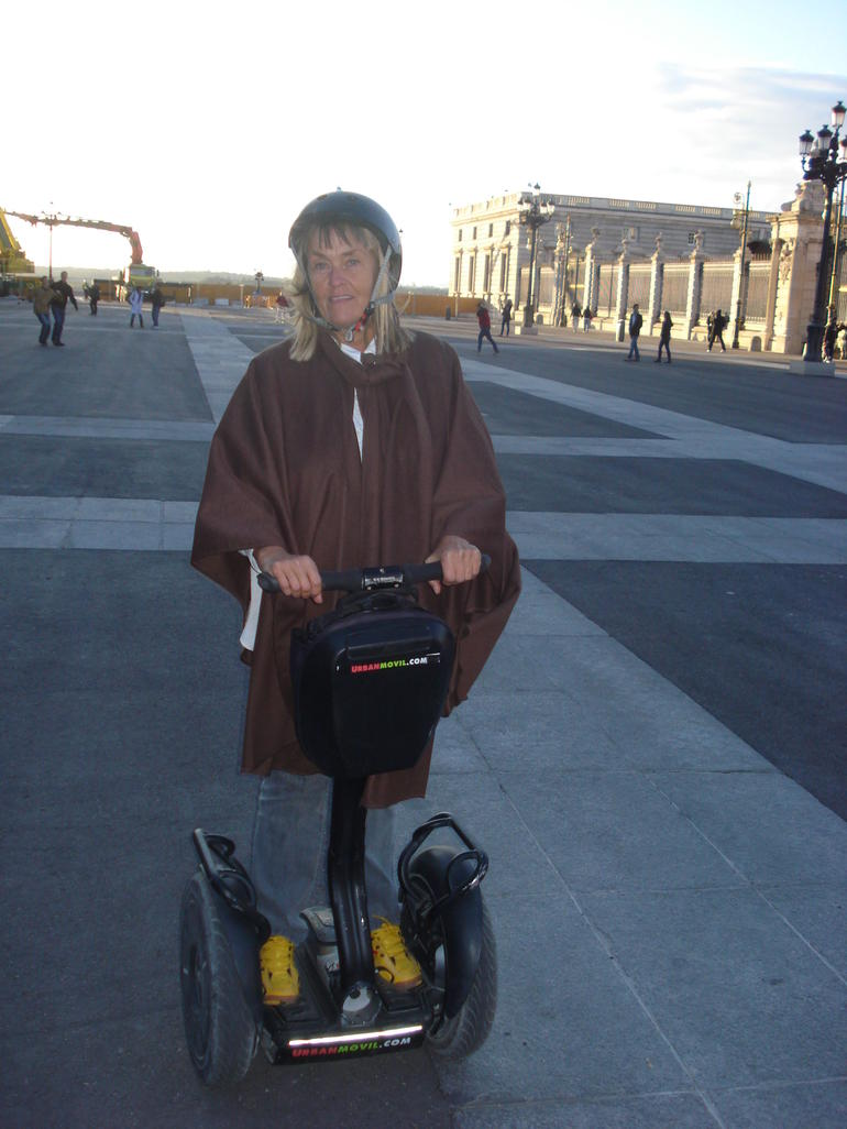 Madrid Segway Tour photo 32