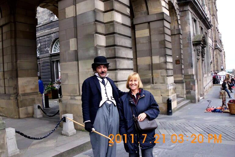 DSCI0169 - Edinburgh