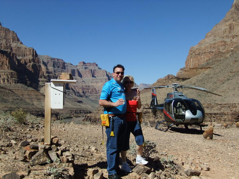 Grand Canyon trip by Maverick Helicopters - ON EVERYONE'S BUCKET LIST. - Las Vegas