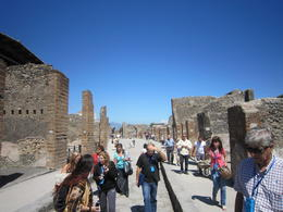 Great day in Pompeii , KEN - June 2012