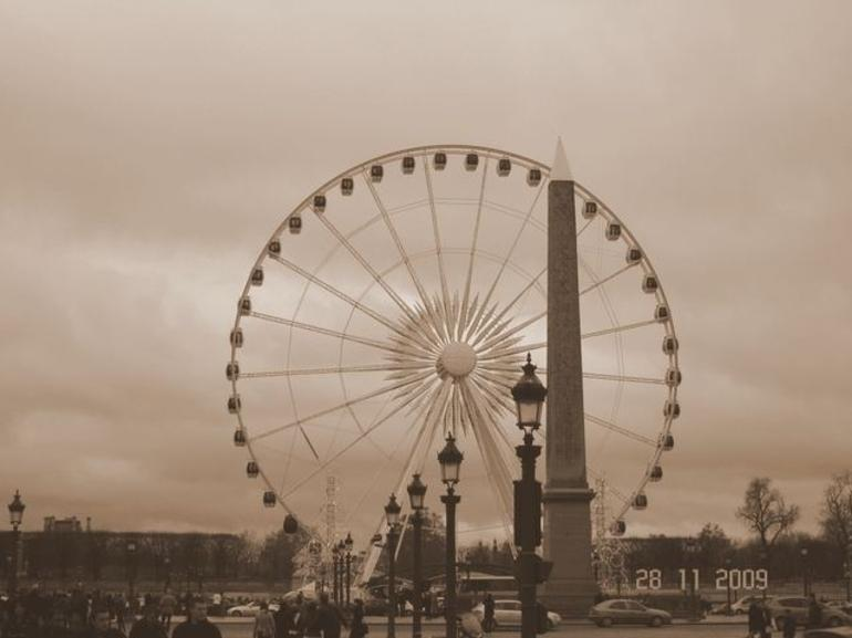 Obelisque de Louxor - Paris