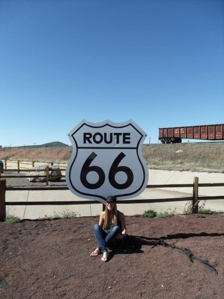 Route 66 - Los Angeles