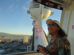 Amazing View of Las Vegas a must Do! , Terry A - November 2015