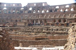 Colosseum Amphitheater , Aseem M - March 2017