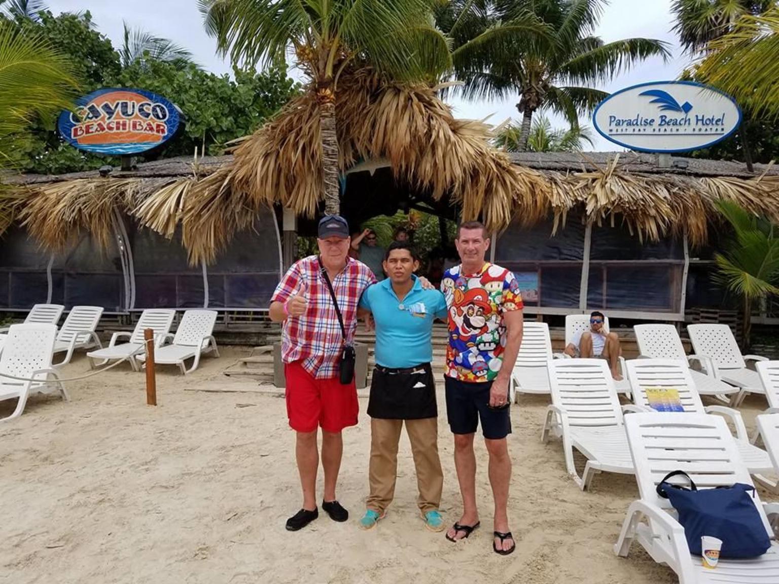 MÁS FOTOS, Shore Excursion: Roatan Paradise West Bay Beach with Lunch
