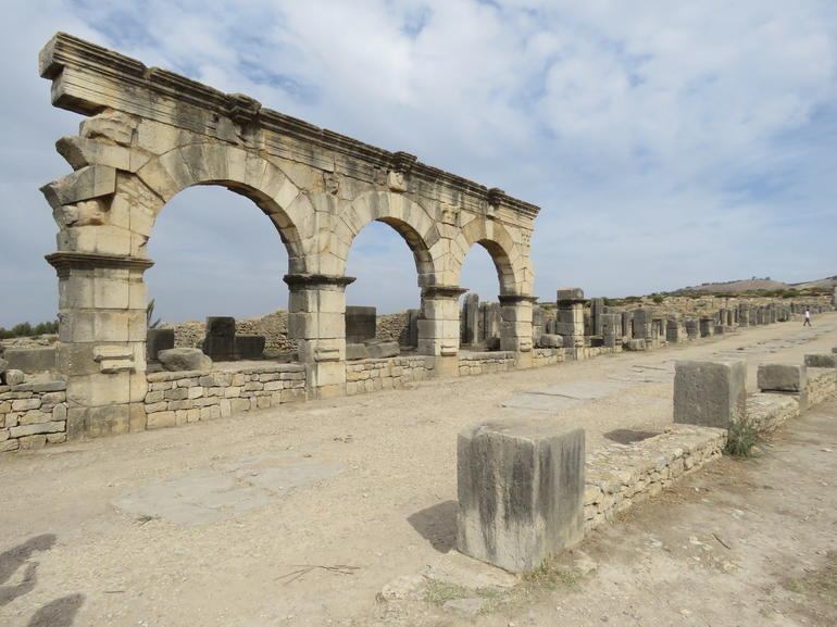 Small-Group Full-Day Meknes and Volubilis Tour from Fez