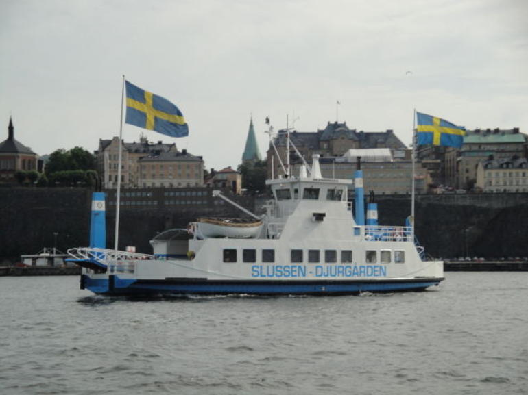 Beautiful Boats - Stockholm
