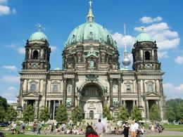 Berlin Cathedral , Lizzan - August 2014