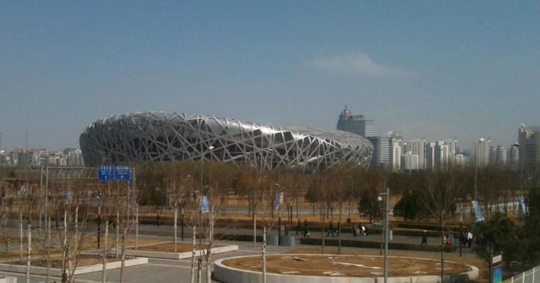 Birds Nest - Beijing