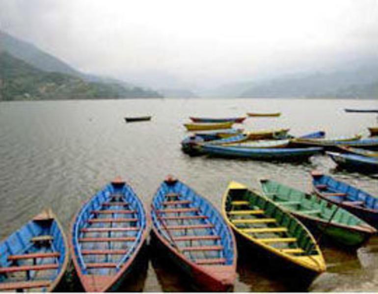 Boats - Goa
