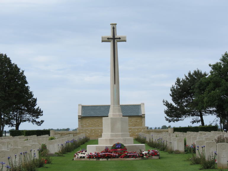 Canadian Cemetery - Bayeux