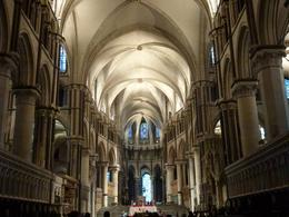 One of the many awe-inspiring interior views of the cathedral , Jennifer K - April 2014
