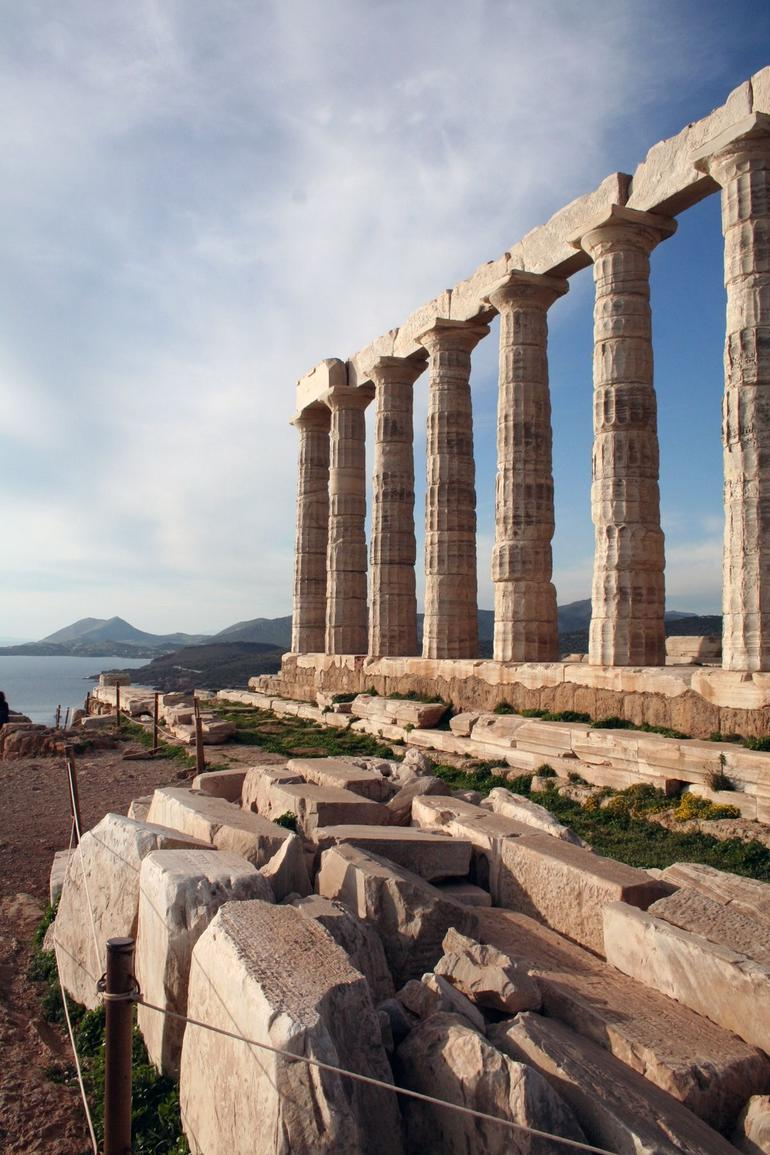 Cape Sounion 2 - Athens