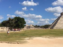 Chichenitza ruins , Paulina J - March 2014