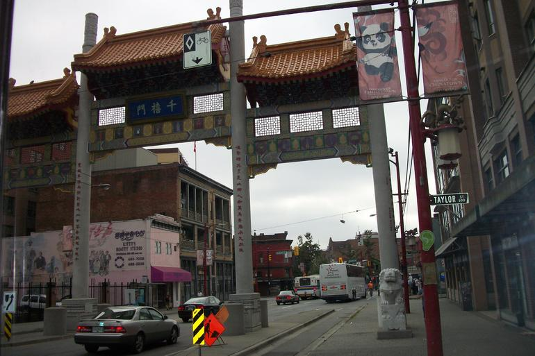 Chinatown - Vancouver