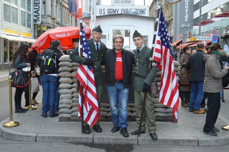 Cold War Walking Tour of Berlin