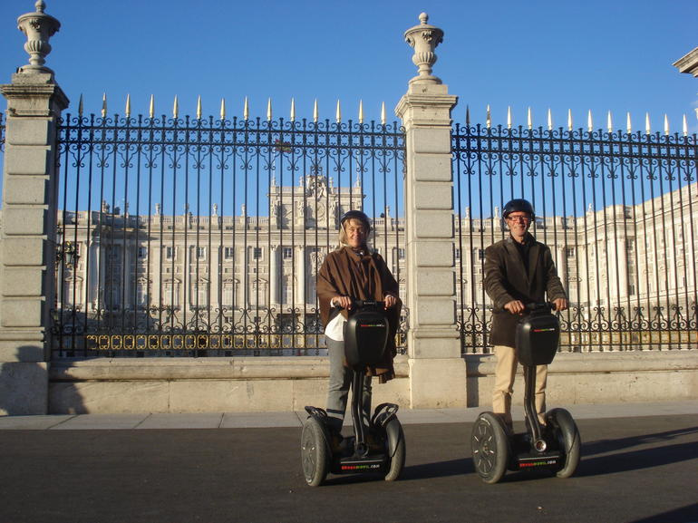 Madrid Segway Tour photo 31