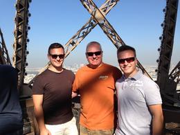 The Three Amigos ! , Carl B - September 2014