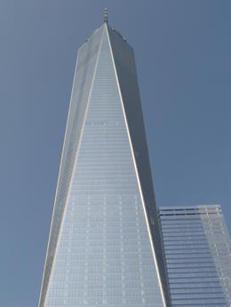 nº ONE World Trade Center , Jose S - September 2014