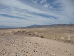These were some of the dunes we rode, Pauli - May 2012